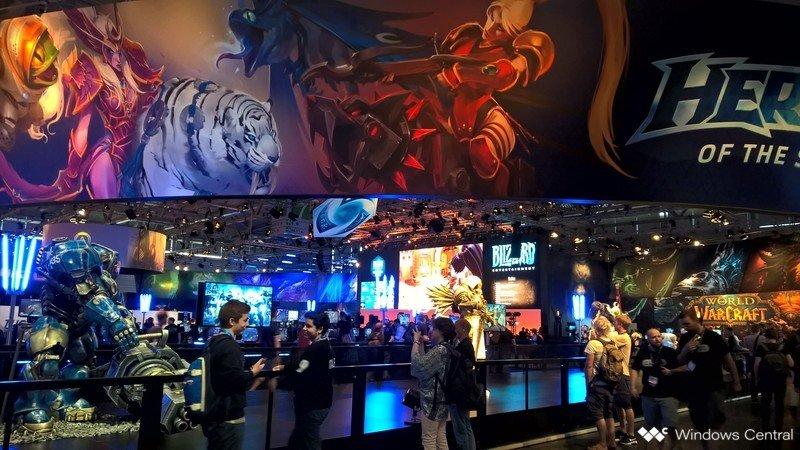 Juegoscom de Blizzard
