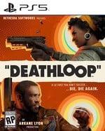 Arte de caja de Deathloop Ps5