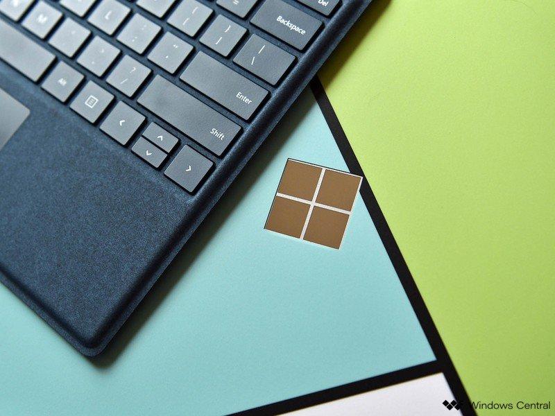 Logotipo de Microsoft Surface