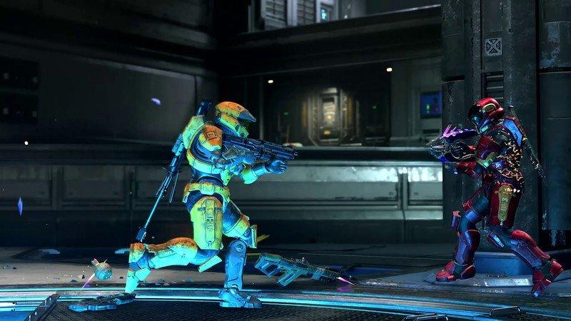 Multijugador de Halo Infinite