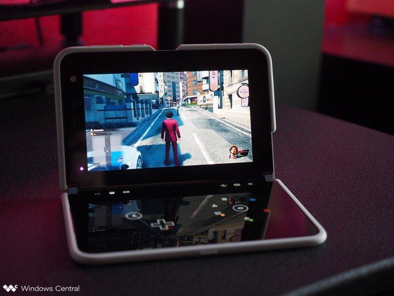 Surface Duo Gaming