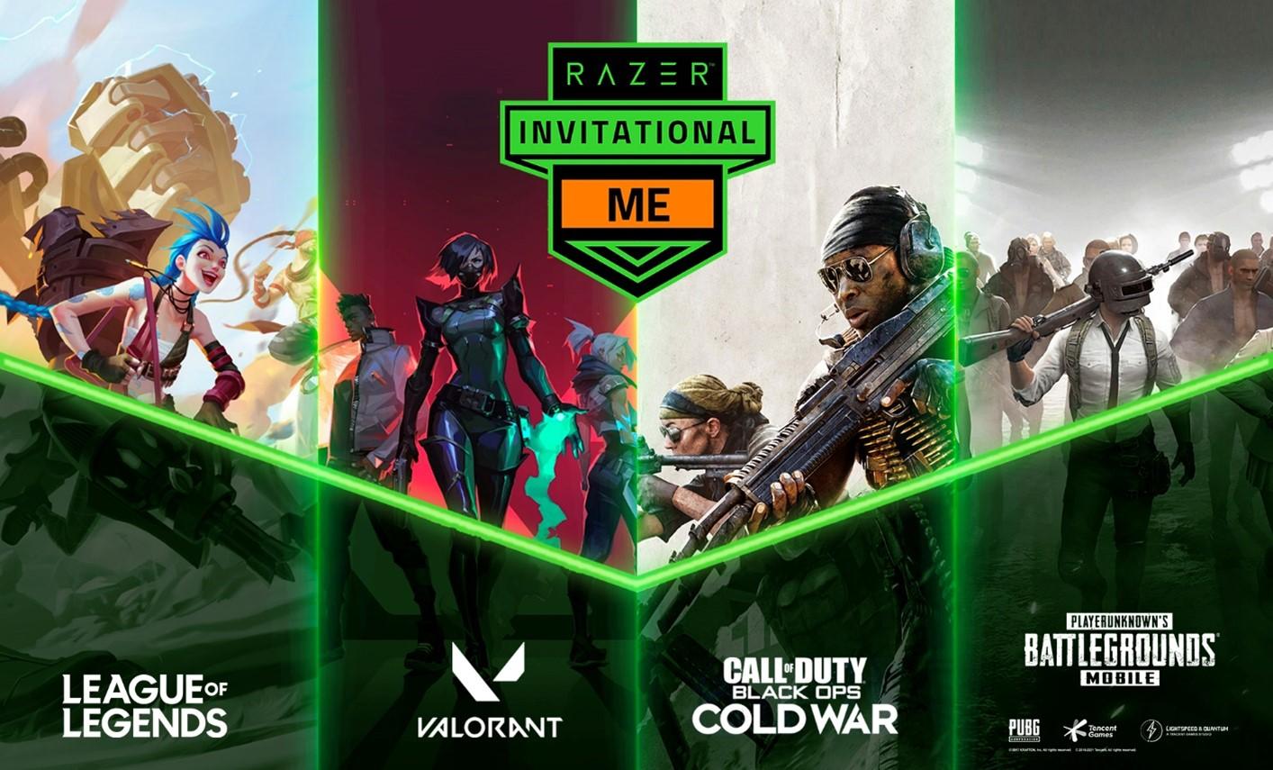 Invitación de Razer