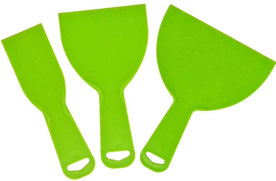 Cuchillos de plastico