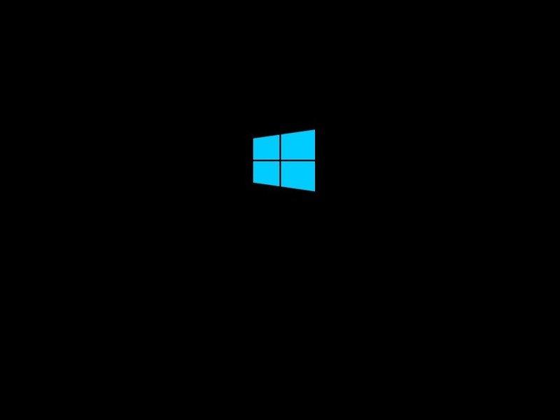 Logotipo de inicio de Windows 10