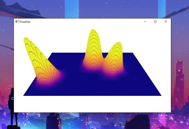 Visualizador Sensel Touch