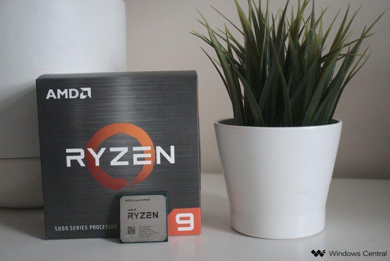 AMD Ryzen 9 5950X