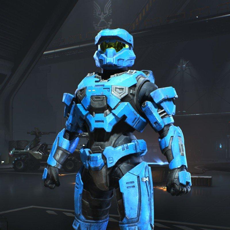 Azul cadete