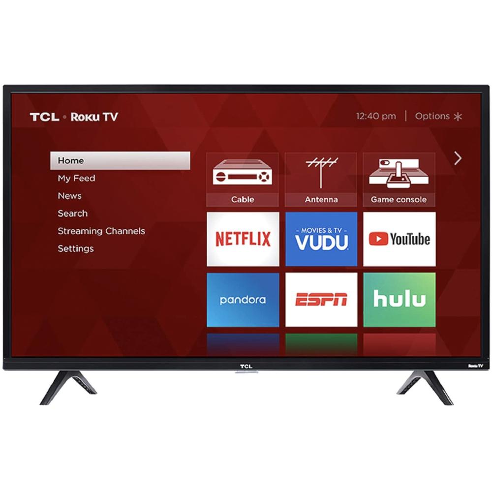 Televisor Tcl de 32 pulgadas y 720p