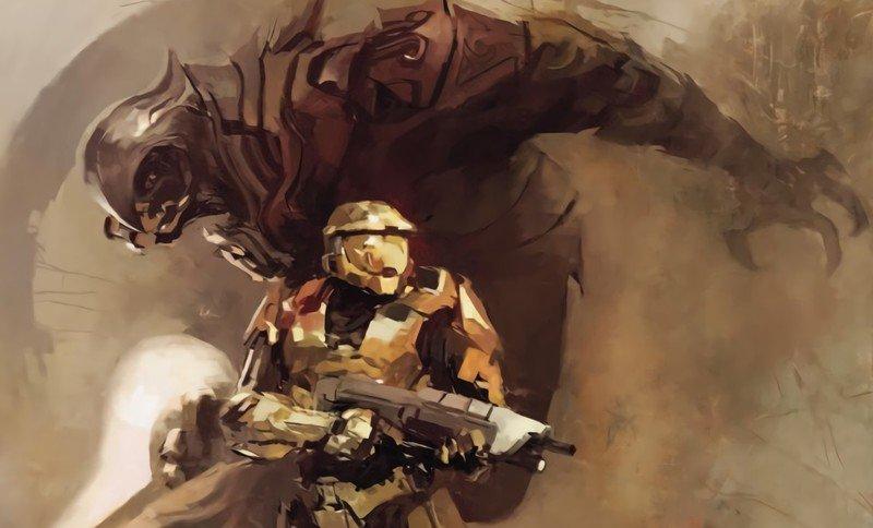 Ilustración de Halo 3