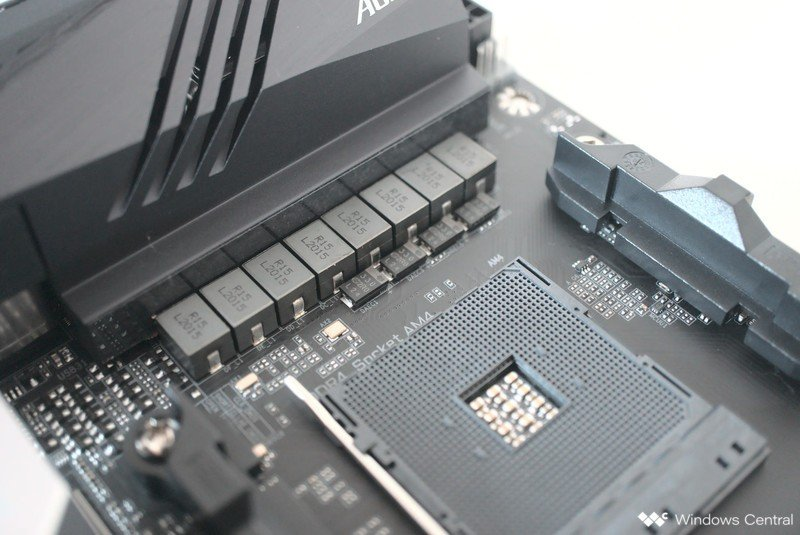 Wi-Fi Gigabyte X570-I AORUS Pro