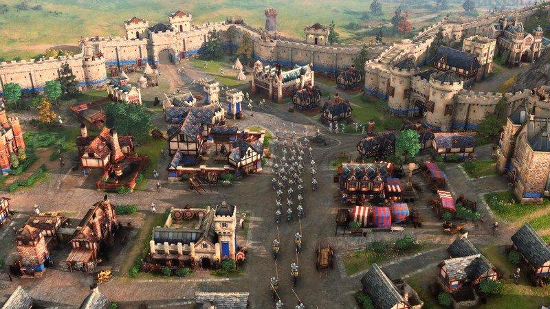 Revelación de la jugabilidad de Age of Empires IV