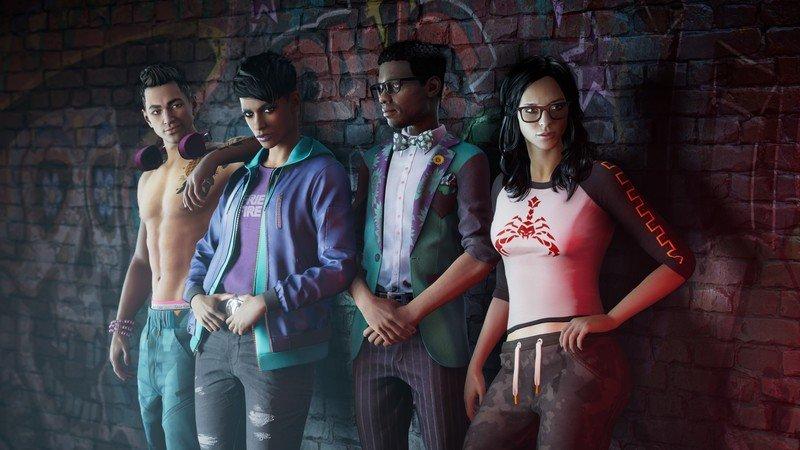 Personajes de Saints Row