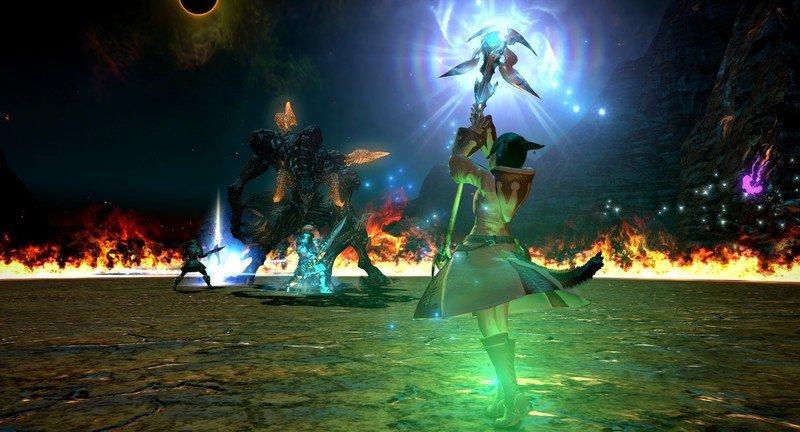 Final Fantasy Xiv White Mage