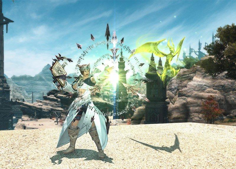 Summoner Final Fantasy XIV