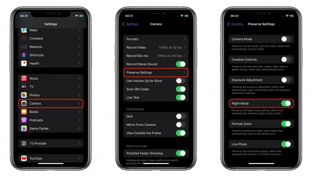 Desactivar-Modo-automático-Noche-iPhone