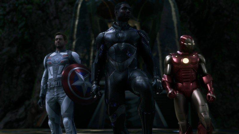 Guerra de las Panteras Negras por Wakanda