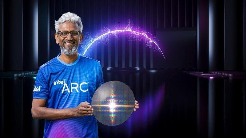 Raja Koduri Intel