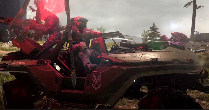 Imagen de Halo Infinite Warthog