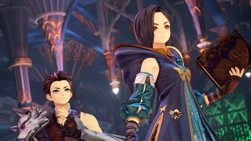 Captura de pantalla de la demostración de Tales Of Arise