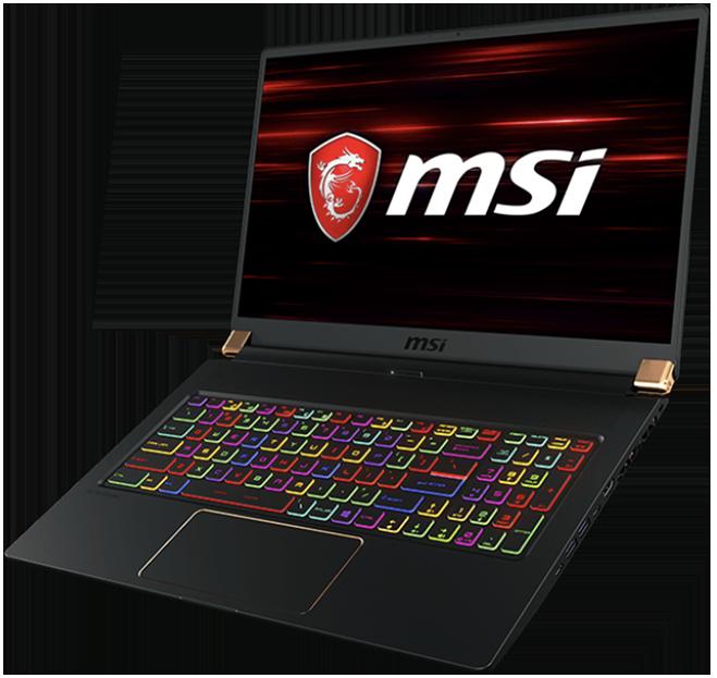 Sigilo MSI GS75