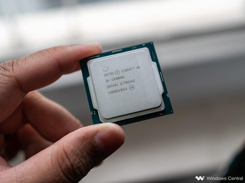 Revisión del procesador Intel Core i9-10900K