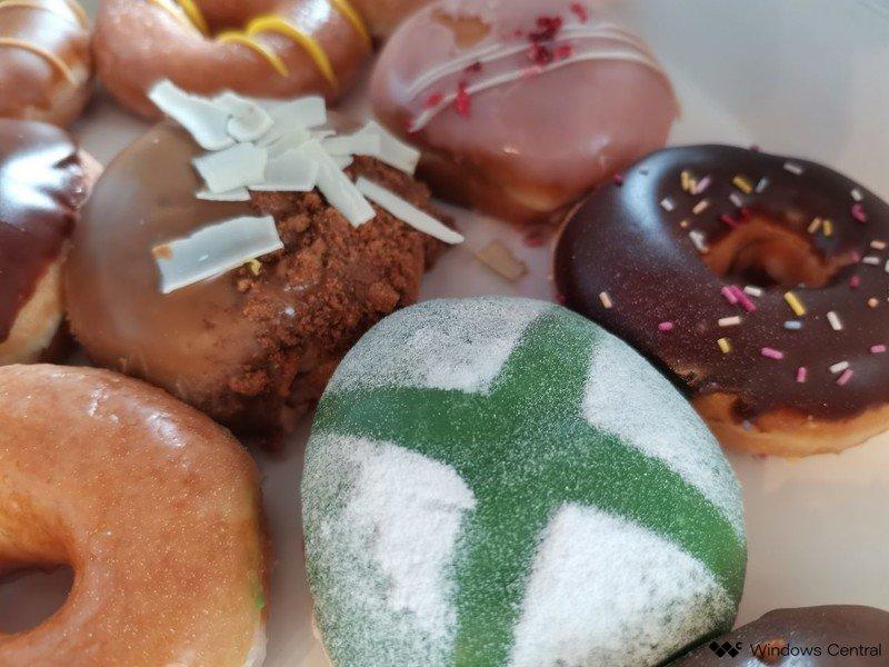 Cerrar Xbox Donut