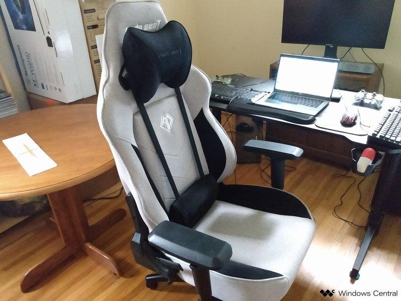 El ángulo de tu asiento