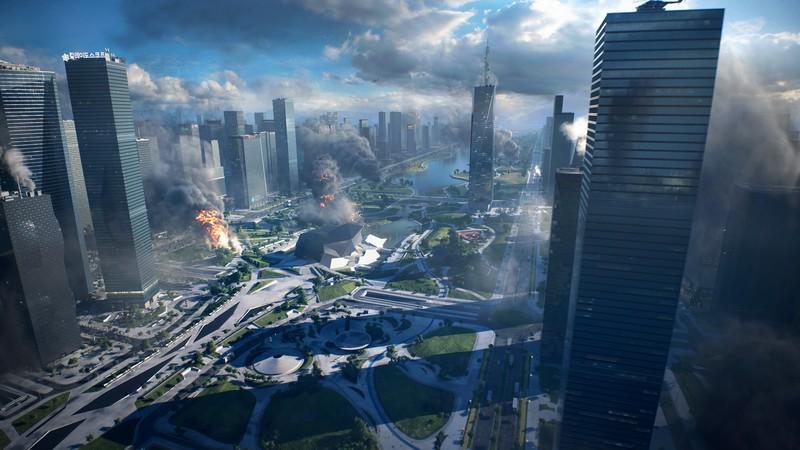 Caleidoscopio Battlefield 2042