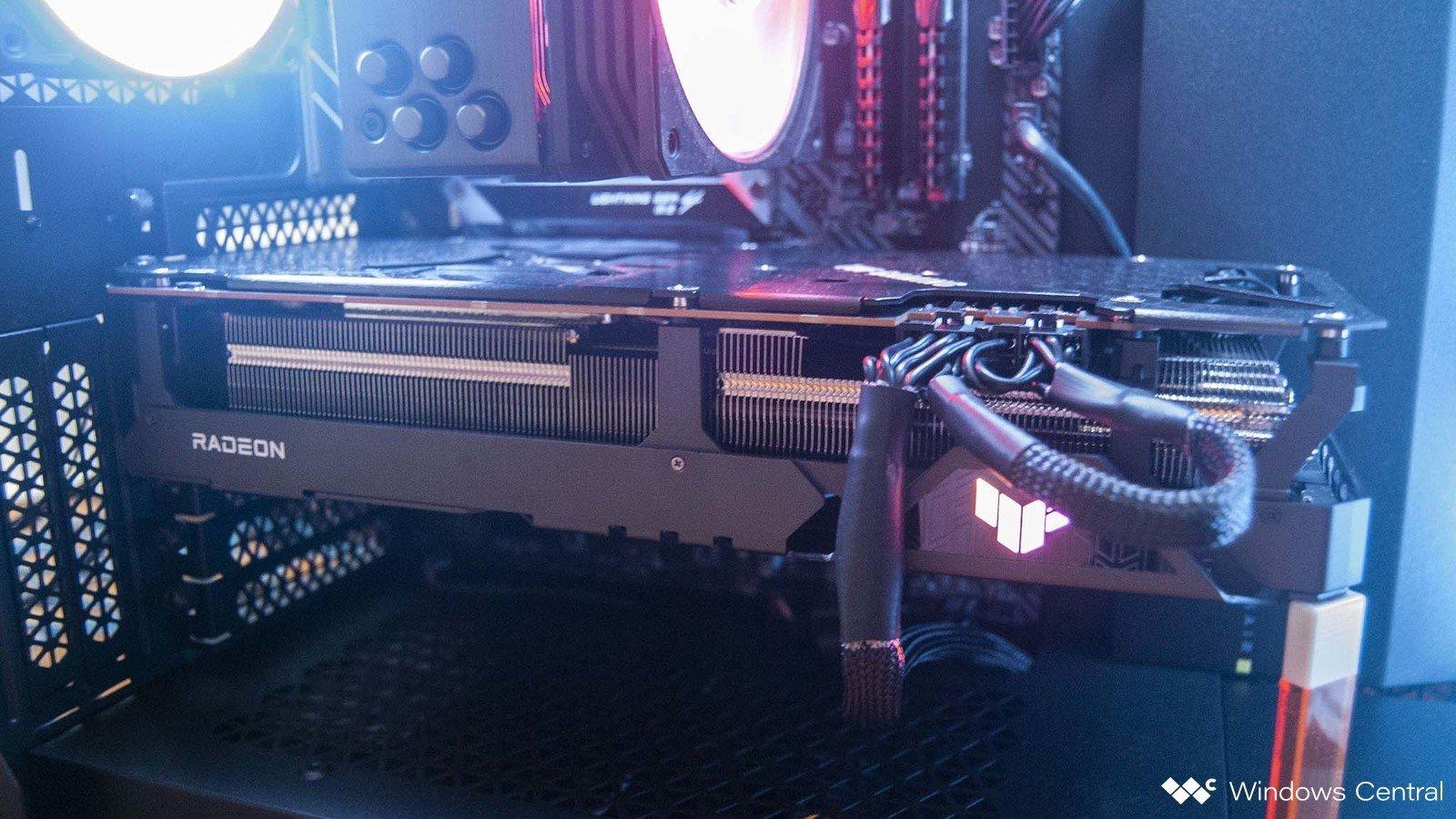 Amd Radeon Rx 6800 Asus Tuf Rgb