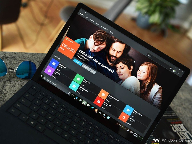 Microsoft Office en Microsoft Store