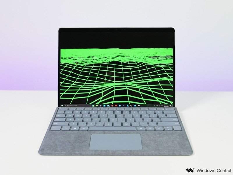 Surface Pro X Square